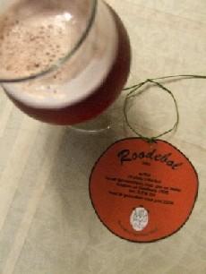 Roodebol, brouwerij De Loterbol,Diest