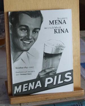 Boek brouwerijMena