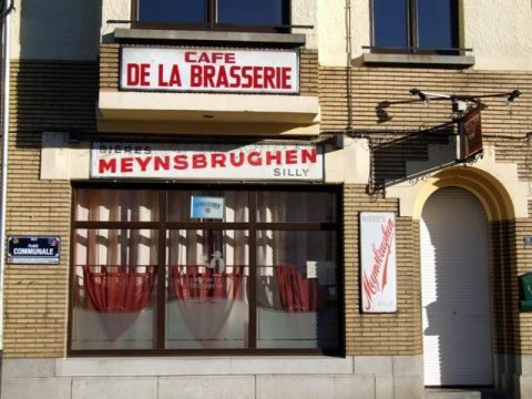 Café De la Brasserie deSilly