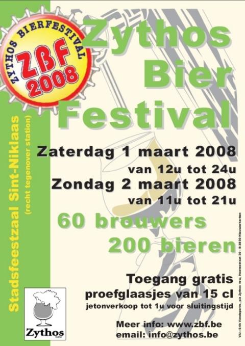 Zythos Bier Festival2008
