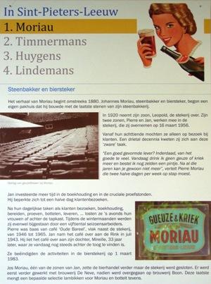 Pancarte Moriau