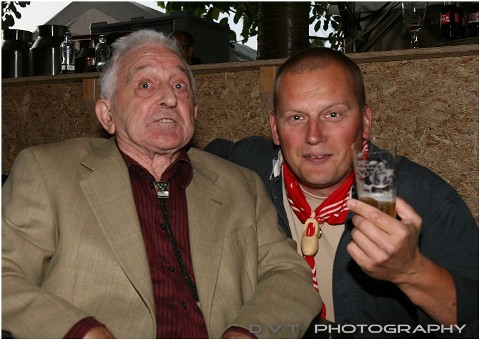 Pierre Celis en Danny Van Tricht